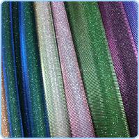 White PU Glitter Leather Bed
