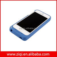 2200mAh External Battery Backup Charger Case For iphone 5 Power Bank Case For Mobile Phone