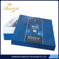China factory made paper box for wine glasses