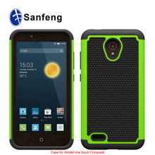 China Wholesale Combo Mobile Phone Case Cover for Alcatel One Touch Conquest 7046T