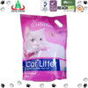 pet toilet product ordor control silica gel cat litter