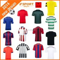 2014 Soccer Football Jersey Dress Double Sided Football Jersey And Create Custom Football Jersey