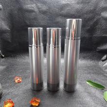Newest Design Famouse Brand PLASTIC square perfume bottle