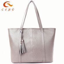 Hot Design,handbag flip lock,Women Leather Handbag