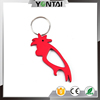 Top Quality Customized keychain Metal Bottle Opener for promntion