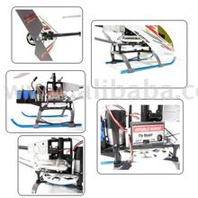 Radio Remote Control EP Electric Powered Helicopter Rc
