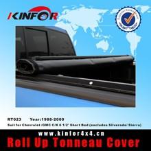 pickup truck caps for Chevrolet /GMC C/K 6 1/2' Short Bed (excludes Silverado/ Sierra) Model 1998-2000