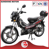 SX110-6A SUNSHINE Africa Hot Seller Model Forza Max 110CC Cub Motorcycle