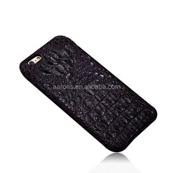 snake leather back case cover for the iPhone 6