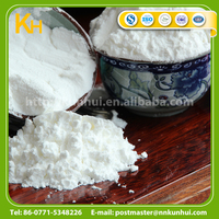Supplier india white corn starch in paper industry