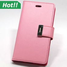 mercury goospery jelly tpu case flip leather cover for HTC M8 M9