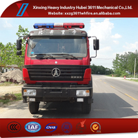 Wholesale High Quality Emergency Rescue 10000L High Quality Stainless Steel Water Tanker Truck