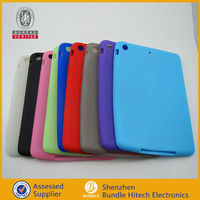 factory supply soft TPU tablet case ,many colors ,fit for ipad mini