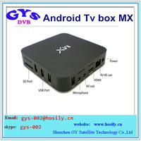 Amlogic 8726 Dual Core MX XBMC Andriod 4.2.2 Smart TV Box Media Player HD Set Top Box