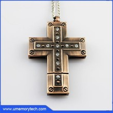 The cross shaped usb drive flash usb disk drives whole sale pen drive cheap