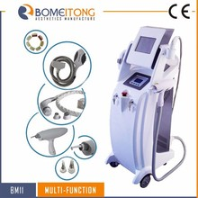 3 in 1 E-light ipl rf YAG laser beauty machine