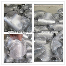 seamless carbon steel oil and gas pipe fitting