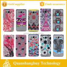 Alibaba factory g530 case relief painted elephant owl flower soft tpu back skin case for samsung galaxy grand prime g530 g530h