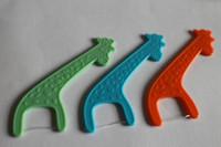 Colored Toothpicks Dental Floss