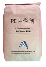 Factory sale the best eco-friendly dosing 6-8% pe flame retardant