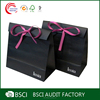fashion cheap branded shopping paper bag supplier