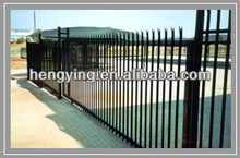 Airport fence mesh/Peach type column fence netting/Bilateral guardrail