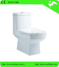 sanitaryware one piece toilet with sink square 1 pc toilet p trap toilet