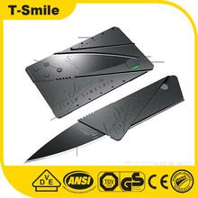 T-SMILE 2015 Hot Sale New Design Card Shaped Knife