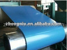 Prepainted /Color Coated Steel Coil PPGI & PPGL for Roofing Sheet