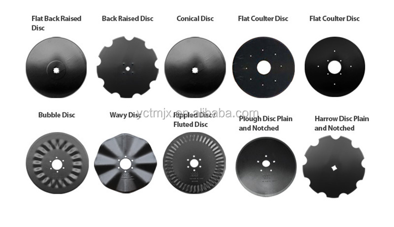 Notched Disc Harrow Blade 1 : Disc blades and parts pictures to pin on pinterest daddy