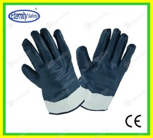 Nitrile/latex/pu coated glove Women Garden Glove nitrile glove fit garden