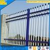Metal tubular mesh / metal fencing pricing / metal picket fence