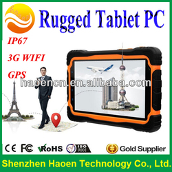 tablette tactile android MTK6589 Android with Dual Core WIF Outdoor GPS Tablet 5Mp Cam 1G+8G ROM