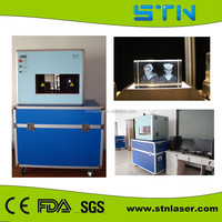 Made In China 2015 Newest 3d laser sculpture machine