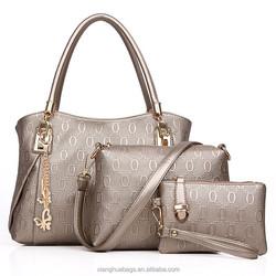 2015 top quality new arrival classic fashion ladies pu leather handbag