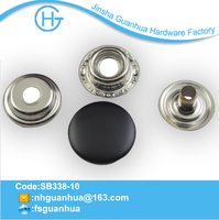 Welcome to design metal ring fabric snap fasteners