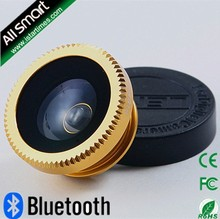 3 in1 Clip-on Fish Eye Wide Angle Macro Mobile Phone Camera Lens Fisheye Kit For iPhone 4 5 6 Samsung S4 S5 Note 3 4