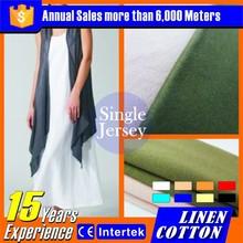 2015 Pop moda lino de algodón hecho punto ropa venta al por mayor marcas