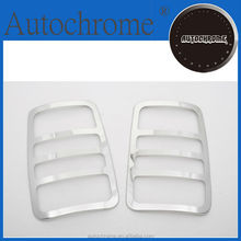 Decorative car accessory accent, car styling chrome tail light cover - for Volkswagen New Caddy