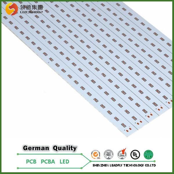 5630/5730 led pcb. aluminum material.584mm*22mm*1.0mm * 30LED,5630Aluminum pcb