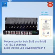 China manufacturer 32 port SMS modem sms cdma gateway