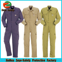 Zoyo-Safety Factory Wholesale Professional Work Uniform Coverall Overall carhartt workwear