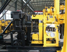 Fast speed 75-220mm pneumatic crawler water well drilling and rig machine