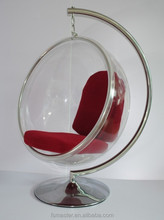 replica eero aarnio Acrylic Hanging Bubble Chair /ball chair for living room