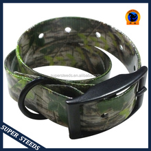 Soft waterproof fresh dog collar and leash for training and hunting