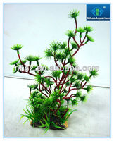 new design decorating plastic plant
