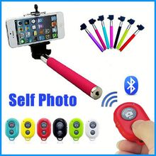 Colorful Smartphone Monopod Selfie Stick,Handheld Monopod for Mobile