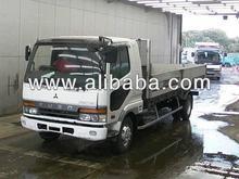 Used Mitsubishi Fuso Fighter FlatBody Truck