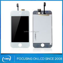 Wholesale Mobile Phone Touch Screen Displays for Apple iPod touch 4 LCD