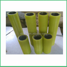 Polyurethane Customized Wheel Costom Made Polyurethane PU Coating Load conveyor roller